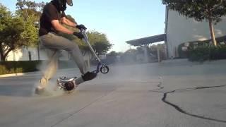 Classic Goped Sport Rebuild - mikebike094