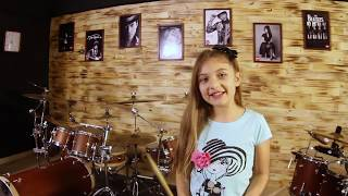 Jessie J, Ariana Grande, Nicki Minaj - Bang Bang (Baterista De 9 Años) Drum Cover