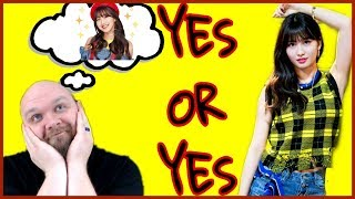 TWICE YES OR YES REACTION (2018) BIAS HOPPERS UNITE!!!