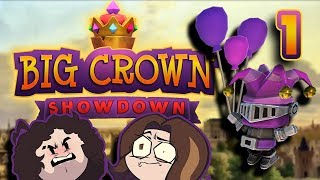 Big Crown Showdown: Knights in Grumpy Armor - PART 1 - Game Grumps VS