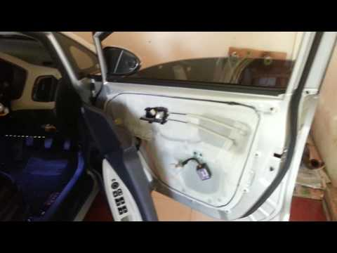 [ KIA VLOG 04 ] KIA Rio 2012 auto retract mirror / pelipat spion otomatis