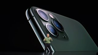 iPhone 11 Pro presentation at Apple 2019 special event
