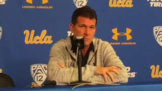 UCLA coach 'surprised' LiAngelo Ball was leaving UCLA, hasn't talked to LiAngelo or LaVar | ESPN