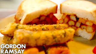 Gordon Ramsay's Recipes for a Better School Lunch