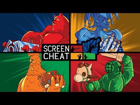 Screencheat | PS4