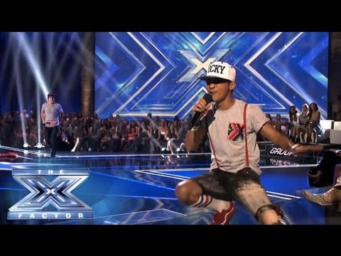 Were Wild Thingz Sorry For Party Rocking? - THE X FACTOR USA 2013 - Smashpipe Entertainment