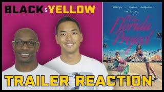 The Florida Project Trailer Reaction