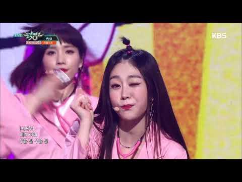 뮤직뱅크 Music Bank - Aya - 러블리즈 (Aya - LOVELYZ).20180518