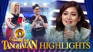 Vhong and Vice try to confuse Kyla | Tawag Ng Tanghalan