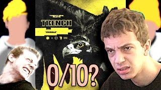 First Reaction to Twenty One Pilots - Jumpsuit (TRACK REVIEW + SCORE)