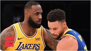 Previewing LeBron vs. Steph Curry in the NBA play-in tournament | KJZ
