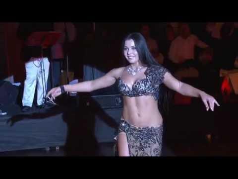 تحفة تحت الشباك - Sexy Belly Dance Alla Kushnir (Leila) - Thatil Shibbak