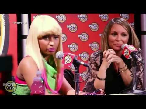 Nicki Minaj's Shadiest / Diva Moments