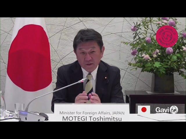 NHK:日方明將拍板 提供台灣120萬劑AZ疫苗