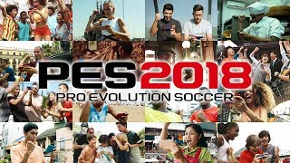 PES 2018 goes mobile