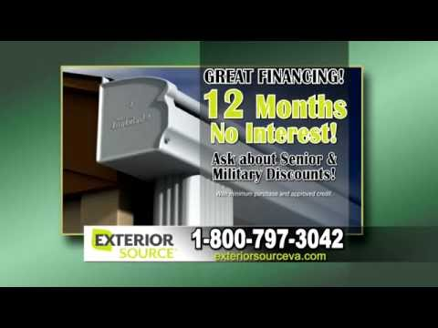 LeafGuard Gutters Richmond | Exterior Source Spring Savings Sale