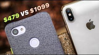 Pixel 3a XL vs XS Max | Camera Comparison! | $$$ Isn't Everything...