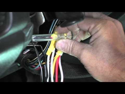 Installation: Installation Remote Car Starter on