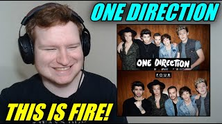 One Direction - Fireproof REACTION!!!!