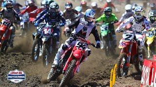 2021 Fox Raceway II National - Pro Motocross Highlights