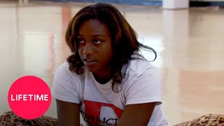Bring It!: Kayla Is Nervous about Her Captain Solo (Season 1 Flashback) | Lifetime