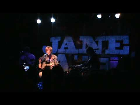 Jane Air - Париж (акустика) (Live in 16 Тонн) 14.03.10