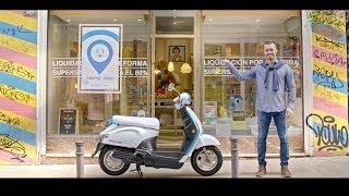 Kymco Ionex : vidéo de présentation officielle