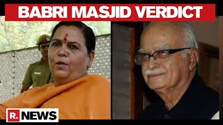 Babri demolition case: Special CBI court to pronounce verd..