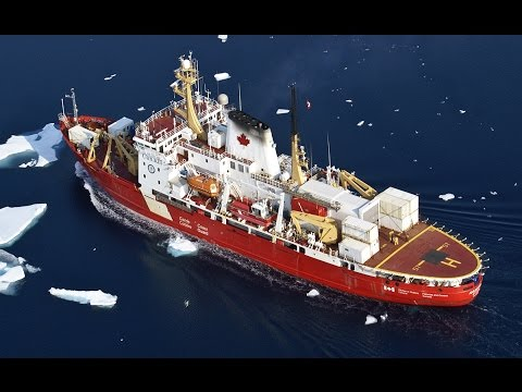 Video: CANADA FOUNDATION FOR INNOVATION - Canada's research icebreaker