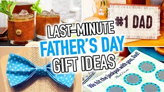 8 LAST-MINUTE DIY Father's Day Gift Ideas - HGTV Handmade