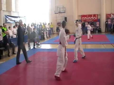 """Grand Prix Croatia\"""" 2012 - Дышловенко Евгений (2 круг)"""