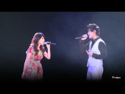 2010.07.24 Kangta Beijing Concert - Zhang Li Yin Fancam