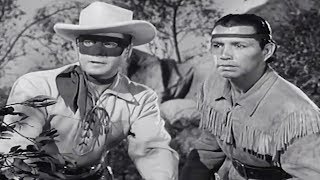 The Lone Ranger | Double Jeopardy  | HD | Lone Ranger TV Series Full Episodes | Old Cartoon
