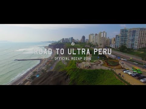 Road to Ultra Peru 2016 (Official 4K Recap)
