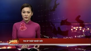 Tin Áp Thấp Nhiệt Đới Mới Nhất (13/12): Một Số Nơi Mưa To Đến Rất To Do Ảnh Hưởng Áp Thấp