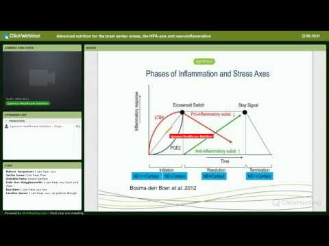 Stress, the HPA axis and neuroinflammation