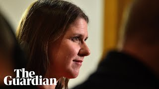 Jo Swinson launches Liberal Democrats' election manifesto - watch live
