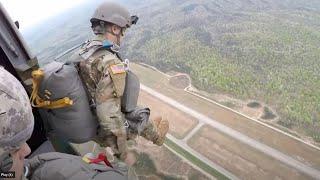 165TH QM AIRBORNE JUMP