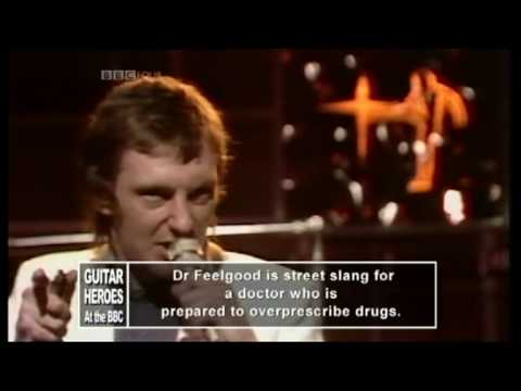 DR. FEELGOOD - Roxette  (1977 UK TV Performance) ~ HIGH QUALITY HQ ~