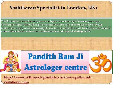 Indian Vedic Pandith Astrologer - Vashikaran Mantra Services in London, UK: