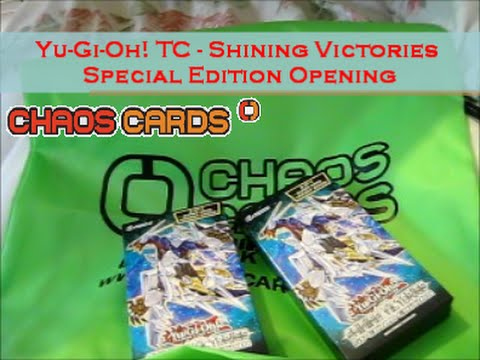 Yu-Gi-Oh! Special Edition - Shining Victories