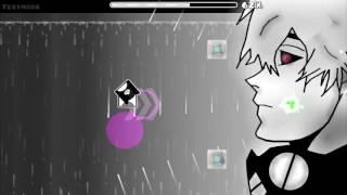 Unravel-Tokyo Ghoul In Geometry Dash ( ͡° ͜ʖ ͡°)