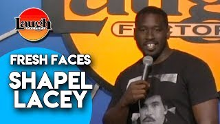 Shapel Lacey | First Black Friend | Laugh Factory Stand Up Comedy