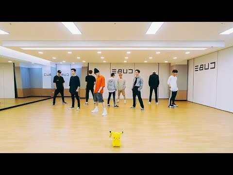 PENTAGON (펜타곤) - 예뻐죽겠네 (Critical Beauty) Dance Practice (Mirrored)