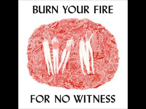 Angel Olsen - Enemy (From Burn Your Fire For No Witness, Jagjaguwar 2014)