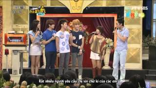 [Vietsub - S2] 090719 SBS TV Challenge 1000 Songs- SHINee Cut