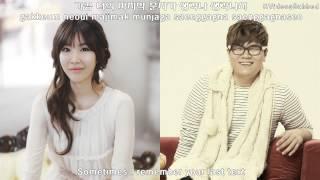 Shin Yong Jae & Lee Haeri - 니가 빈 자리 (I Feel So Empty Without You) [ENG/HAN/ROM]