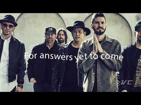 Linkin Park - Nobody Can Save Me (Lyrics) RIP CHESTER