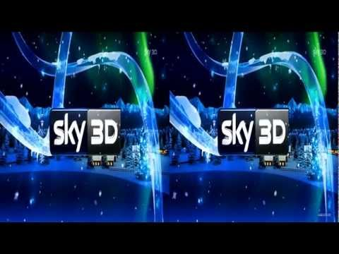 Sky 3D Italy Christmas 1080p 2011 Promo / Spot