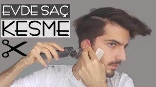 Evde Saç Nasıl Kesilir ? │ Erkek Saç Kesimi │ Aras Barlas